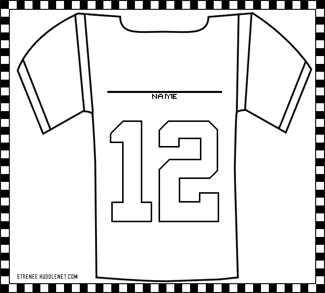 seahawks football coloring pages - Printable Coloring Pages Football