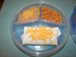An easy to make, easy to customize recipe for burritos. Make and store ahead for a convenient after-school or late-night snack. huddlenet.com