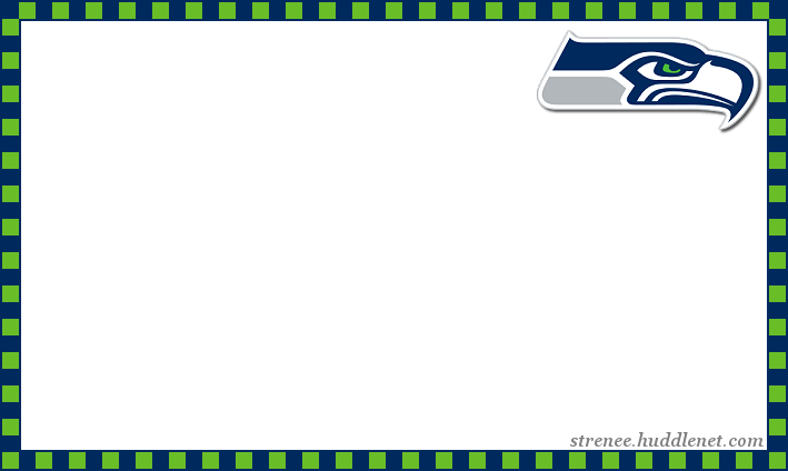 Seattle Seahawks: Recipe Cards u2013 Huddlenet